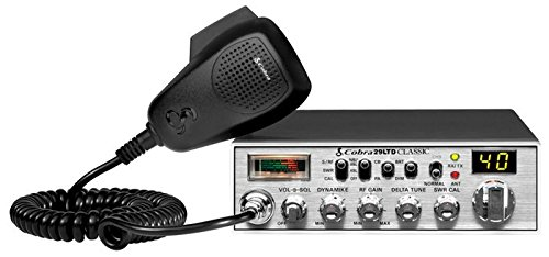 Cobra 29LTD 40-Channel CB Radio review