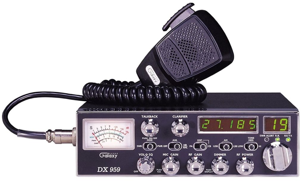 Galaxy DX-949 CB Radio Review SSB Mobile CB Radio