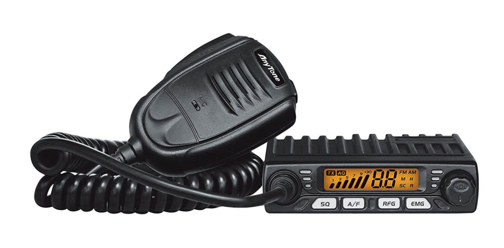 AnyTone Smart CB Radio Review