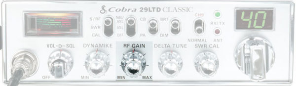 What is RF Gain and What Does RF Gain Do on a CB Radio?
