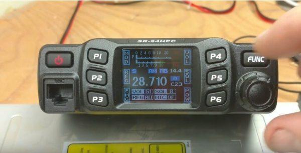 Stryker CB Radio Mods